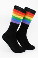 Sixblox. Socks Pride Black