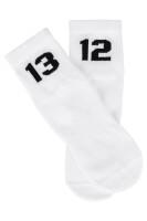 Sixblox. Quarter Socks 1312 White